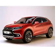 The Next Gen Mitsubishi ASX Is Expected To Be Offered With A Plug In