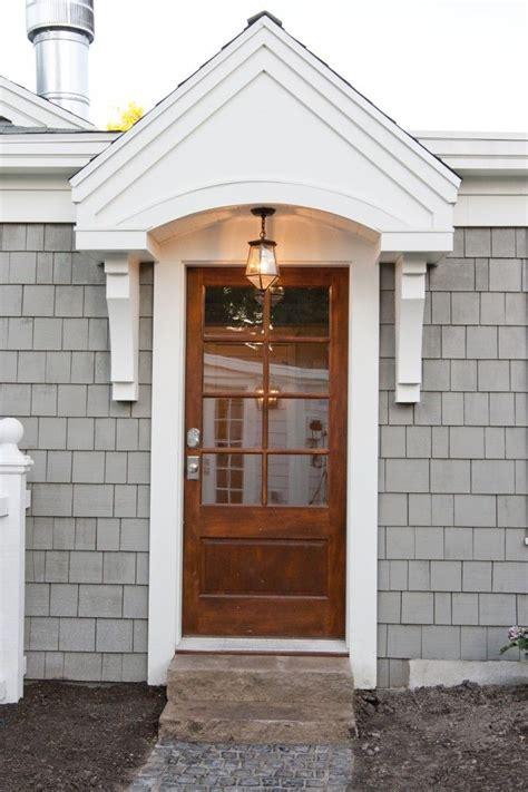 Front Door Roof Tiek Built Homes On