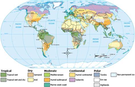 Definition Landscape Climate Typy Klimat 243 W Wolna Encyklopedia