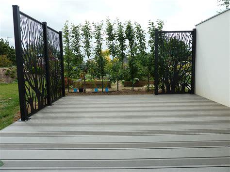 abtrennung terrasse d 233 co separation terrasse jardin 73 clermont ferrand