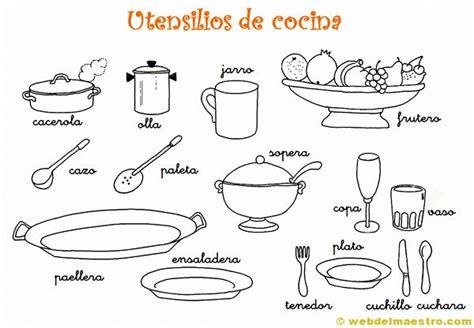 dibujos infantiles utensilios de cocina dibujos infantiles de utensilios de cocina im 225 genes