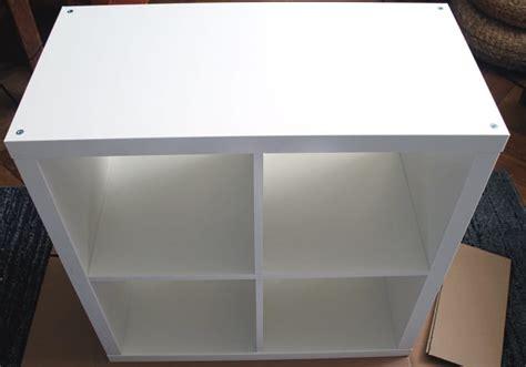 Ikea Regal Tisch by Ikea Hack Diy Stoff Zuschneide Tisch Ganz Einfach
