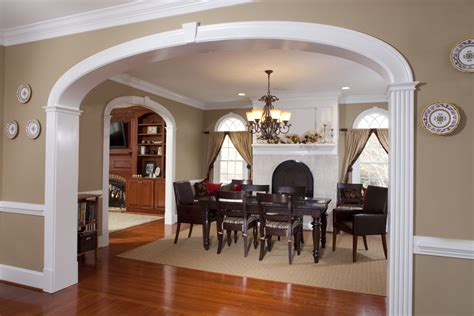 dress up rooms and houses arched wall openings details arches dress up that