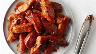 bbq boneless country ribs recipe tablespoon com