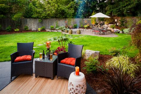 american backyards backyard landscape designs landscape contemporary with