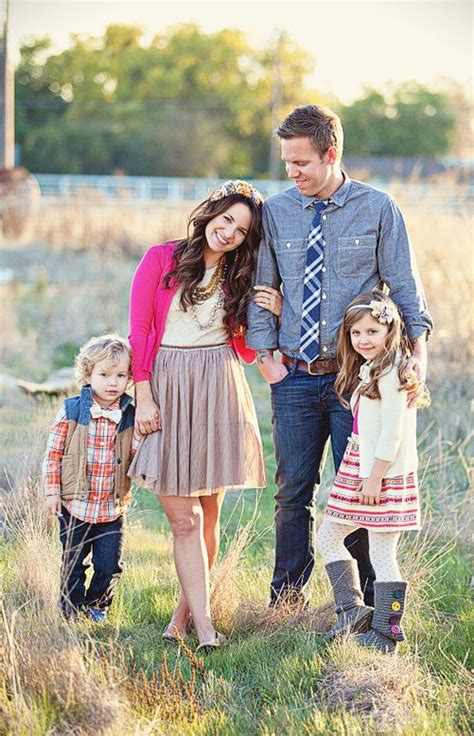 Family Picture Ideas - family picture clothes by color pink capturing with