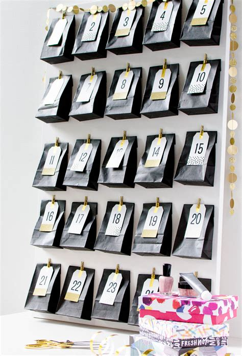 how to make your own advent calendar make your own diy advent calendar with sles