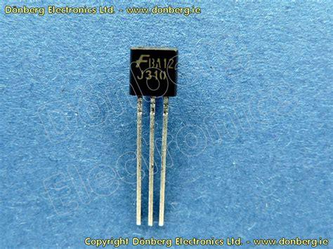 katalog transistor fet halbleiter j310 j 310 n fet vhf e310