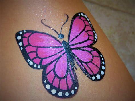 butterfly simple easy paintings of butterflies www pixshark images