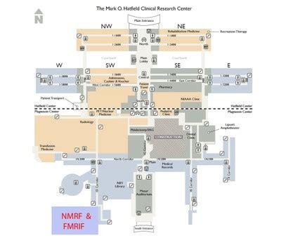 Building Site Plan Building 10 Map Fmrif