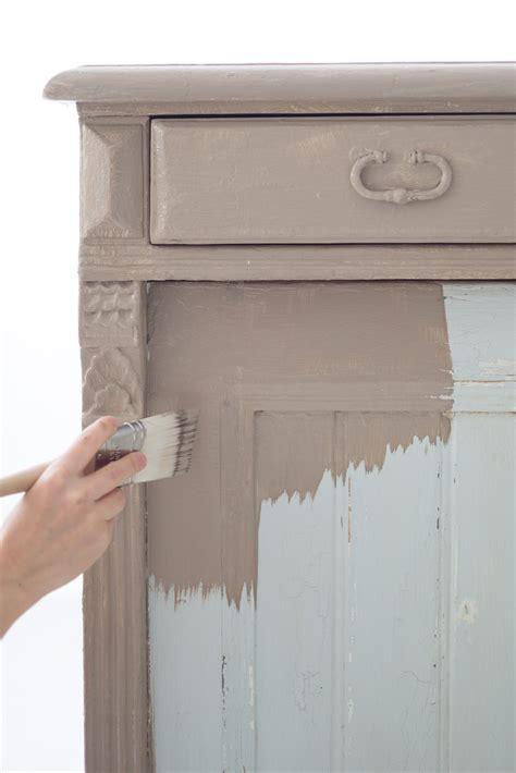 chalk paint tekniği diy chalk paint tutorial fresh american style