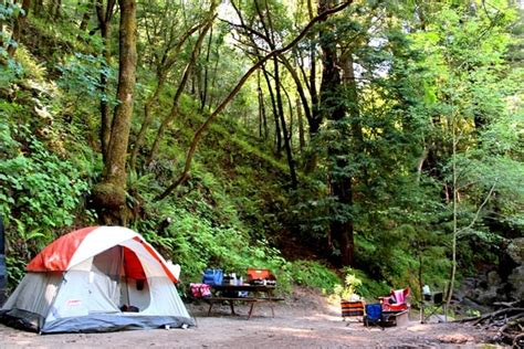 Tent Cabins Northern California by Fernwood Cground And Resort In Northern California Is
