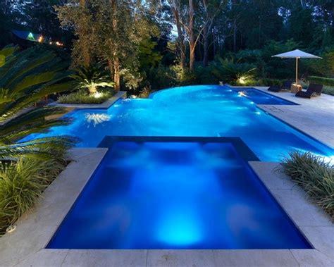 21 Landscape Small Backyard Infinity Pool Design Ideas Backyard Infinity Pools