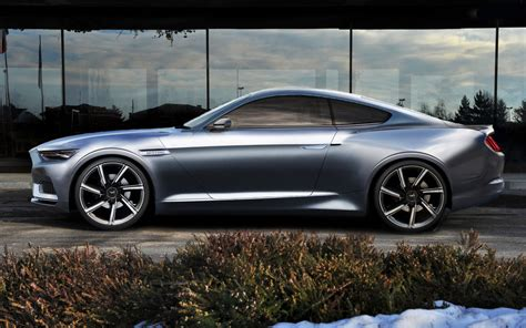 ford mustang 2016 concept pininfarina mustang concept 2016 2022 by jhonconnor on