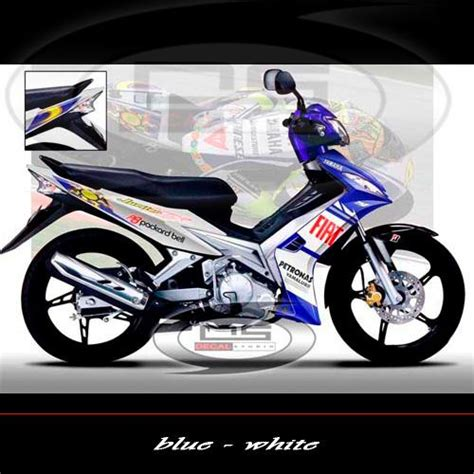 Decal Stiker Jupiter Mx 1 yamaha jupiter mx 2007 pic 6 car interior design