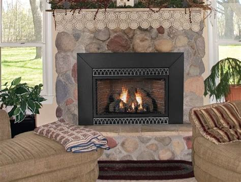 beautiful gas fireplaces beautiful vented gas fireplace insert 2 vent free gas