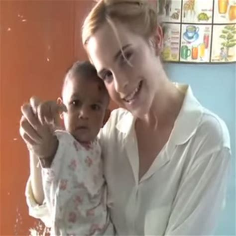 emma watson charity why emma watson will do justice to role of the un goodwill