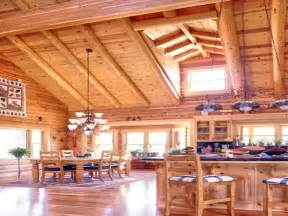 log home open floor plan satterwhite log homes floor plans