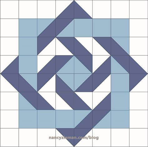 Illusion Quilt Pattern by Nancy Zieman S Illusion Quilts Made Easy Slip Knot