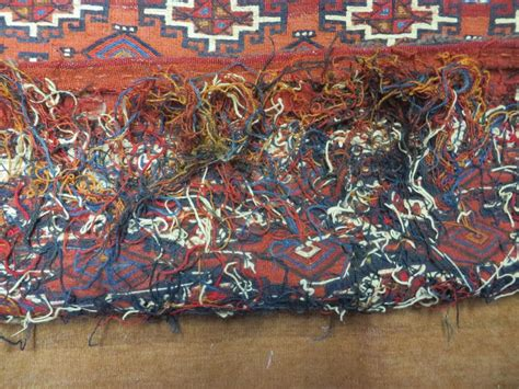bokhara rugs for sale up for sale is a antique turkoman bokhara made rug back with kilim the