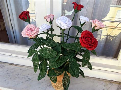 spiegazioni fiori all uncinetto il di sam spiegazione della rosa all uncinetto