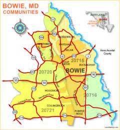bowie map prince george s county md real estate market trends it s