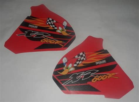 Honda Xr Aufkleber by Honda Xr 600 R Xr600r Xr600 R Graphics Tank Decals