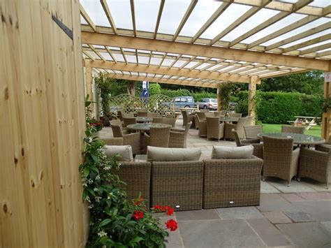covered outdoor seating covered outdoor seating area