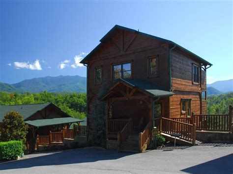 Mt Leconte View Cabin by Gatlinburg Cabin Amazing Mt Leconte View 5 Min
