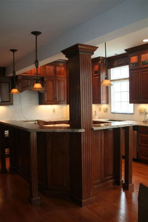 kitchen islands with posts 69 best kitchen needs support images on