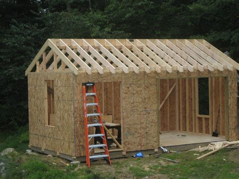 easy diy storage shed ideas   diy storage building