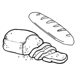 dibujo alimentos maestra de infantil dibujos de alimentos para colorear