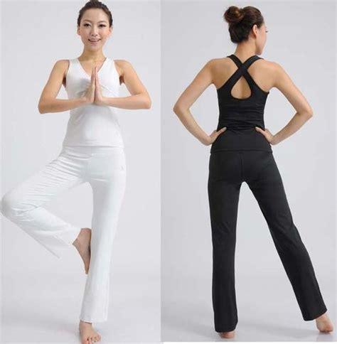 imagenes ropa fitness para mujer ropa de yoga yoga conjunto de aerobic y fitness
