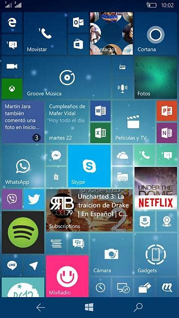 best theme for windows 10 mobile share your w10m start screens and backgrounds page 33