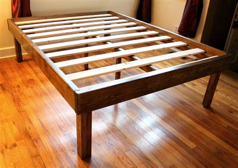 High Platform Bed Frame High Platform Bed Frame Bed Frames Ideas