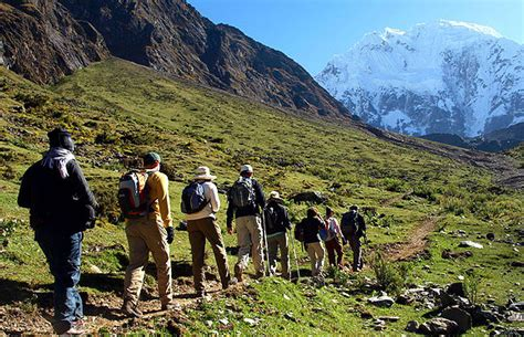 best hiking trips salkantay and machu picchu in peru knowmad adventures