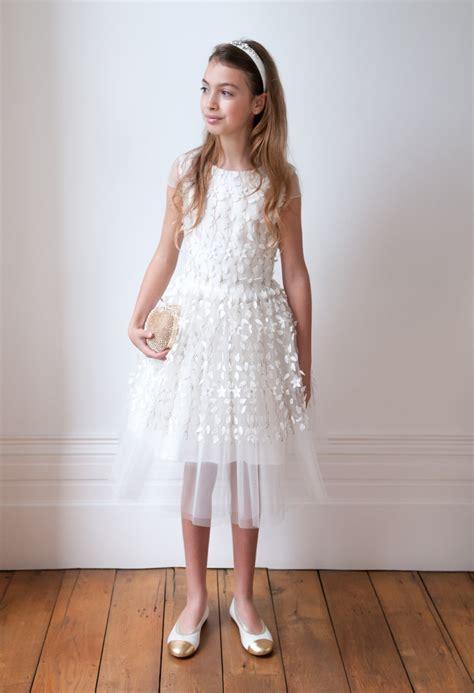 naisten mekot kes 2016 ivory kev 228 t kukka prinsessa mekko david charles lasten wear