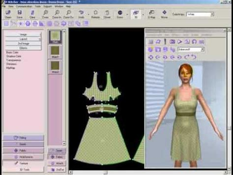 clothes pattern making software v stitcher demo youtube