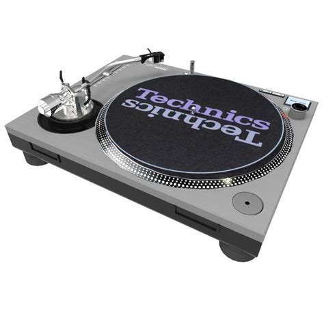 decks records record deck 3d model ready fbx ma mb cgtrader