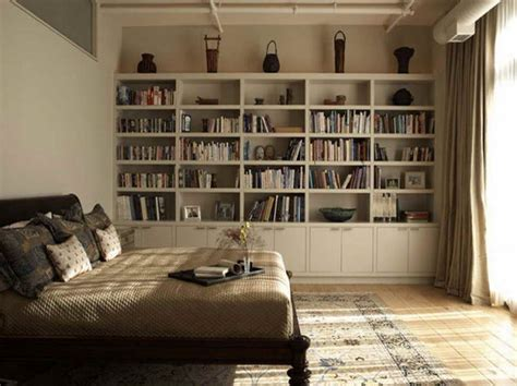 bedroom shelves appliances gadget full wall shelves ideas black