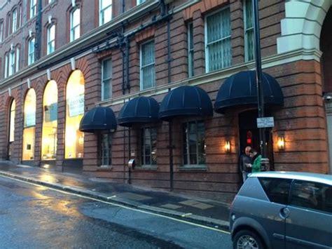 bar awnings bespoke bar awnings for mayfair club rififi morco blinds