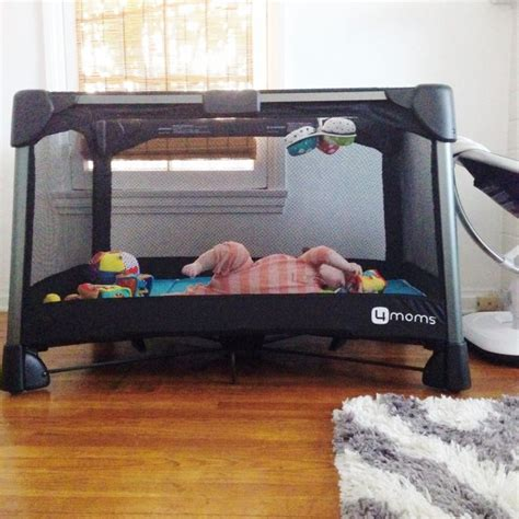 4moms Play Yard Playpen 4moms play yard review your pack n play try this instead