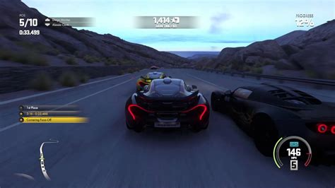 mclaren p1 crash bad mclaren p1 crash driveclub youtube
