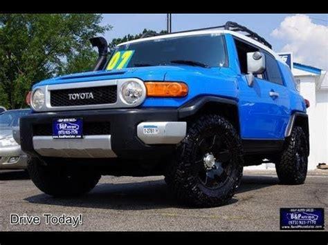 2007 Toyota Fj Cruiser Problems 2007 Toyota Fj Cruiser Problems Manuals And Repair