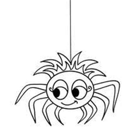 small spider coloring page dreadful tarantula coloring pages hellokids com