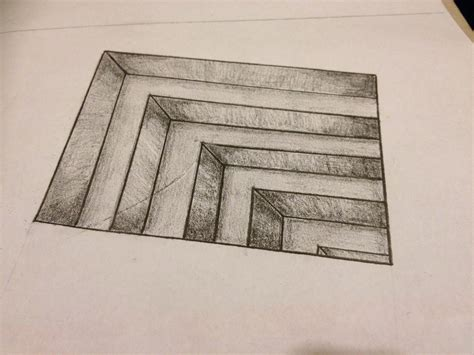 Sketches 3d Easy by 18 Best Photos Of Cool Drawings On Paper Cool Line