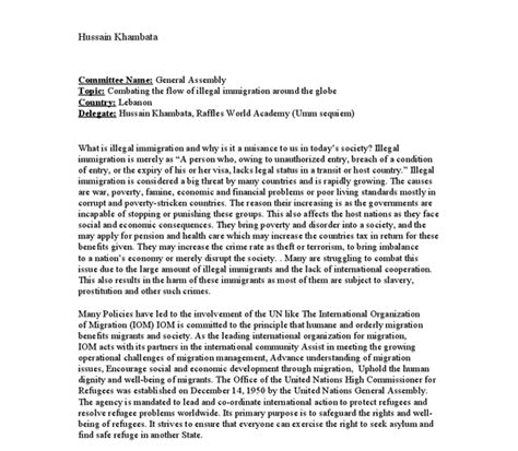 Argumentative Essay On Illegal Immigration by Argumentative Essay Topics Illegal Immigration