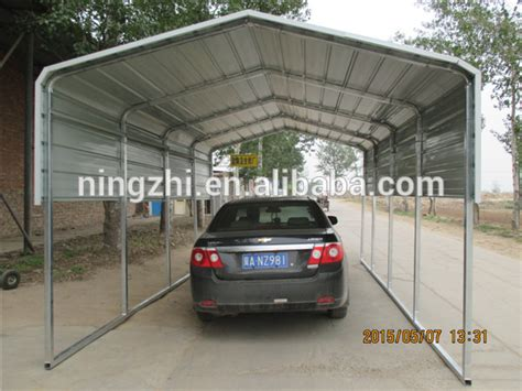 Metal Car Canopy Metal Carport Steel Car Shed Carport Canopy Design Buy