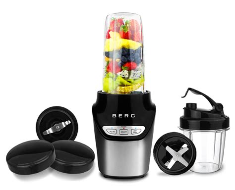 Blender Mini berg 1000w nutri extractor mini blender
