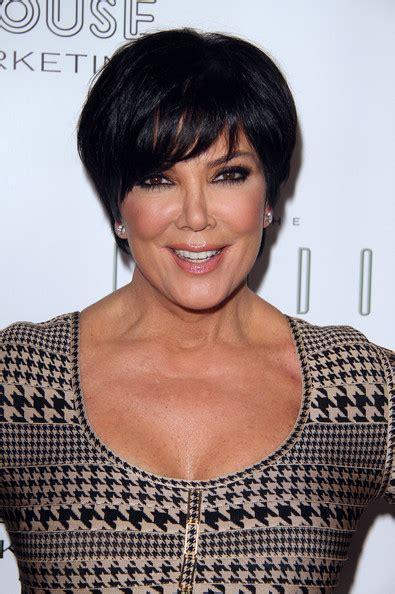 kris jenner back of hair kris jenner photos photos kim kardashian gets flour